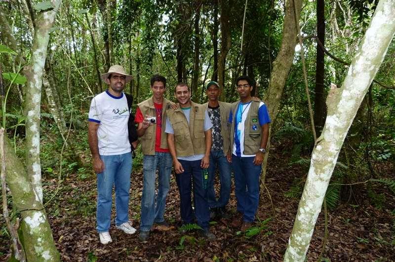 Curso Técnico em Meio Ambiente Visita Jardim Zoológico de Brasília Império Educacional Paracatu -> Curso Tecnico Em Decoração De Ambientes